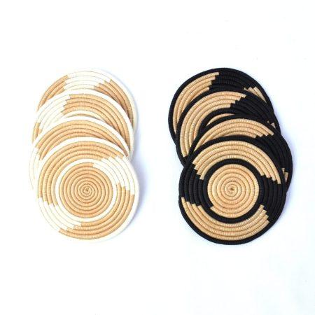 Woven Coaster Sets