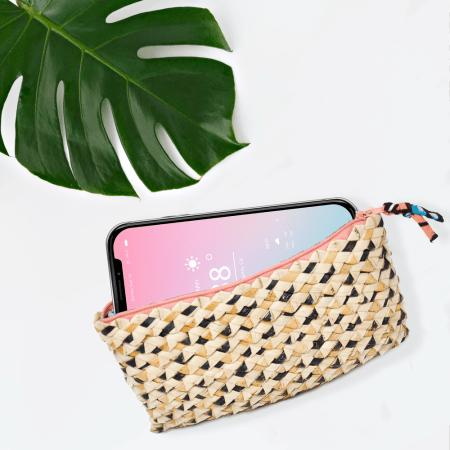 Palm-Leaf-Phone-Purse--Coral-PHONE
