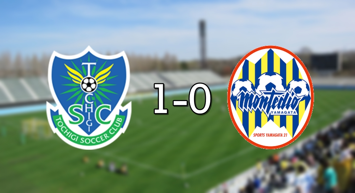 Tochigi 1-0 Montedio