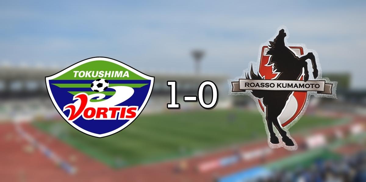Tokushima 1-0 Roasso