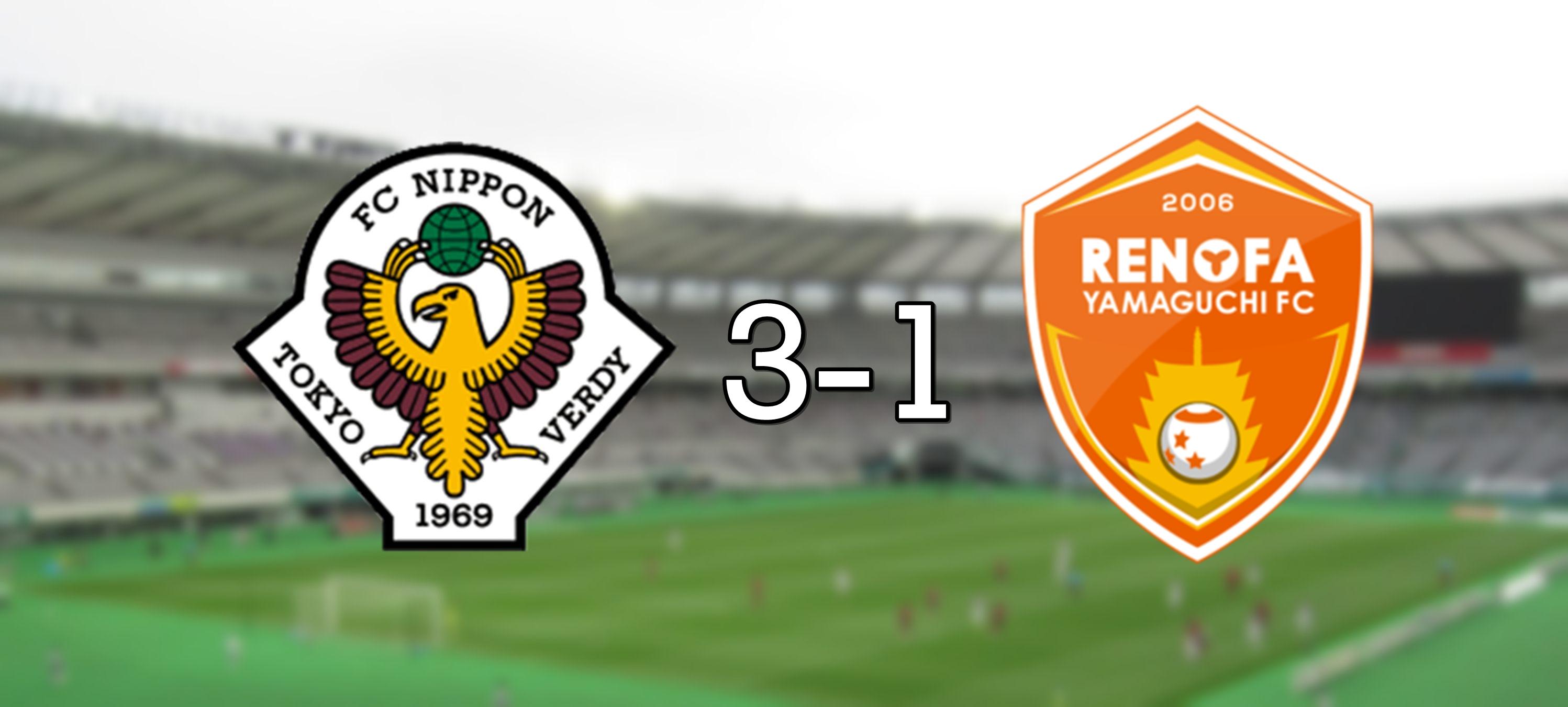 Verdy 3-1 Renofa