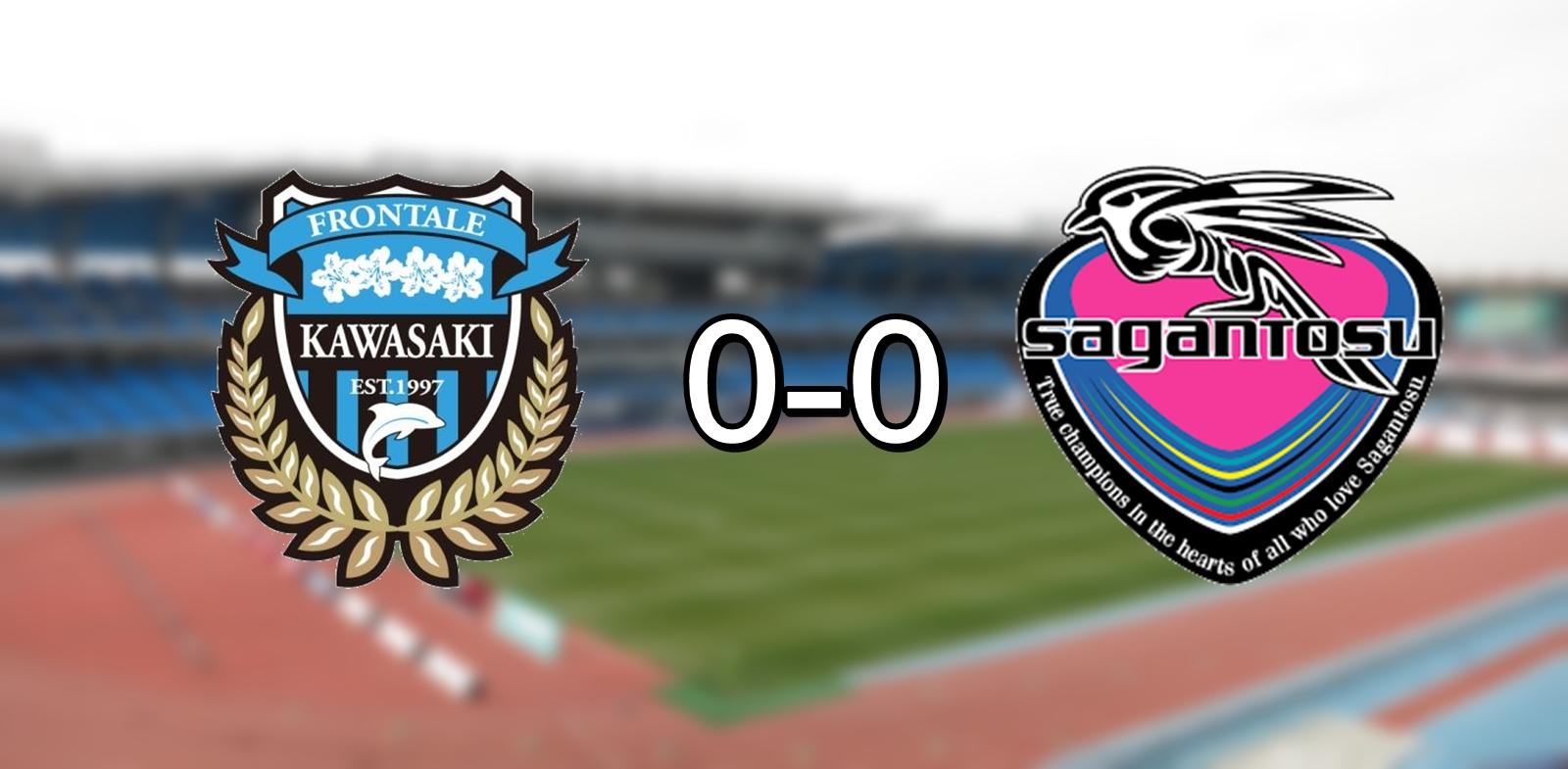 Kawasaki 0-0 Tosu