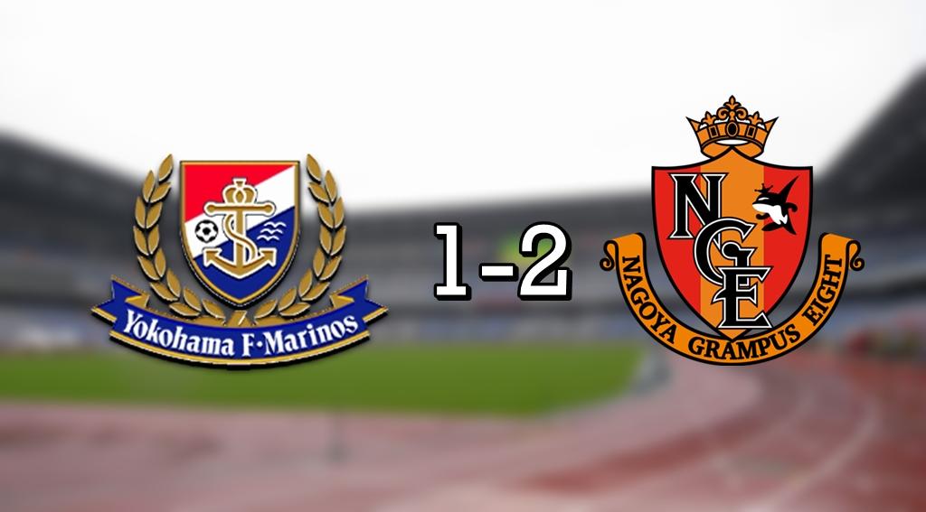 Marinos 1-2 Nagoya