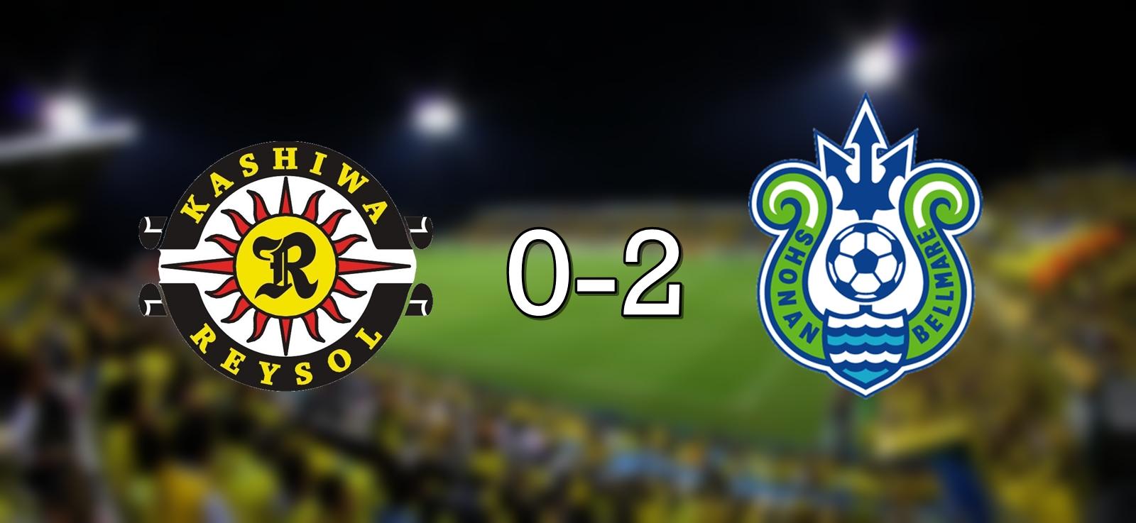 Reysol 0-2 Shonan