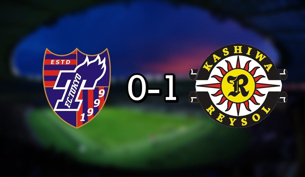 Tokyo 0-1 Reysol