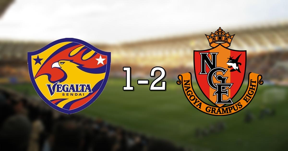 Vegalta 1-2 Nagoya
