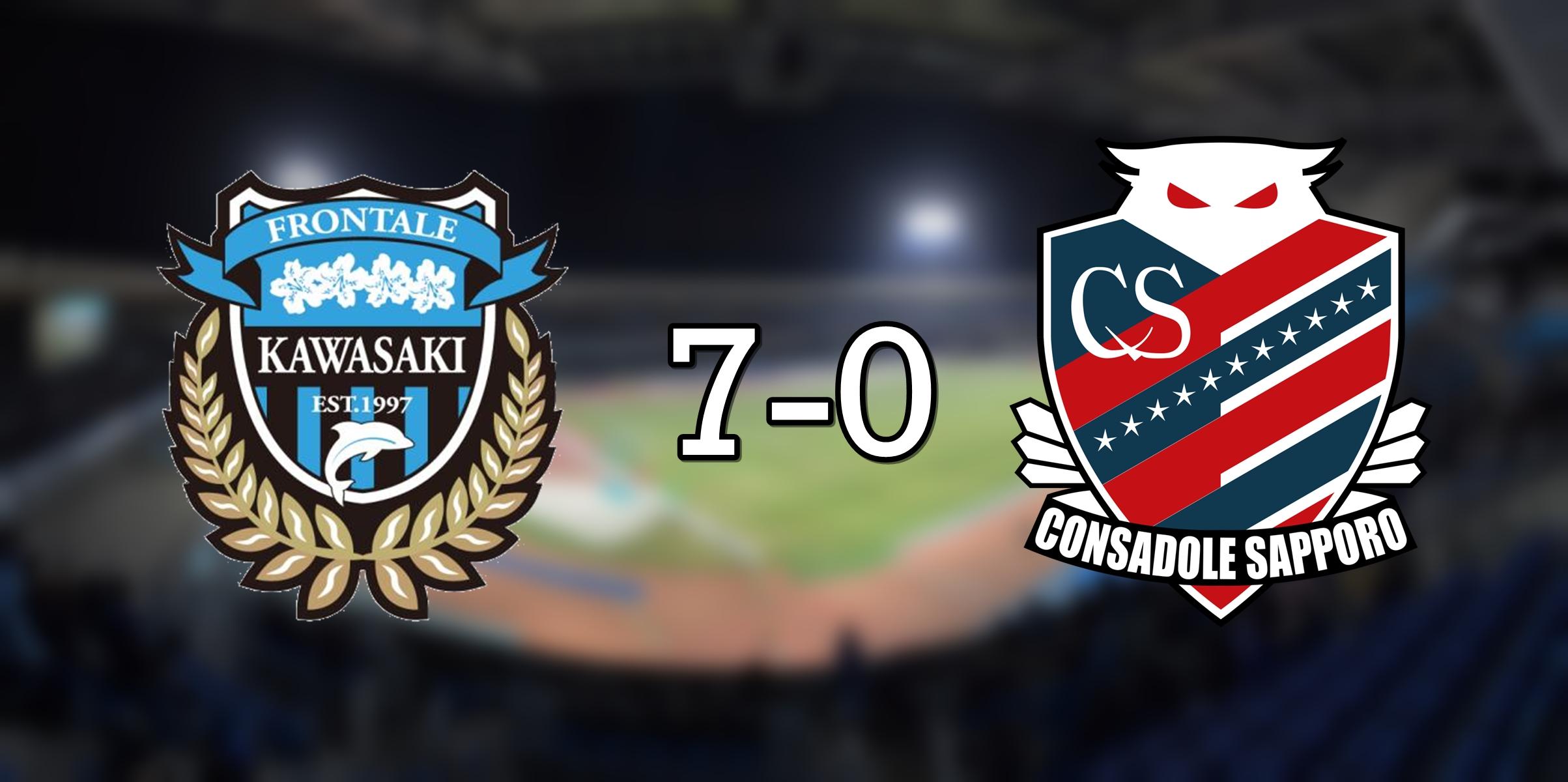 Frontale 7-0 Sapporo