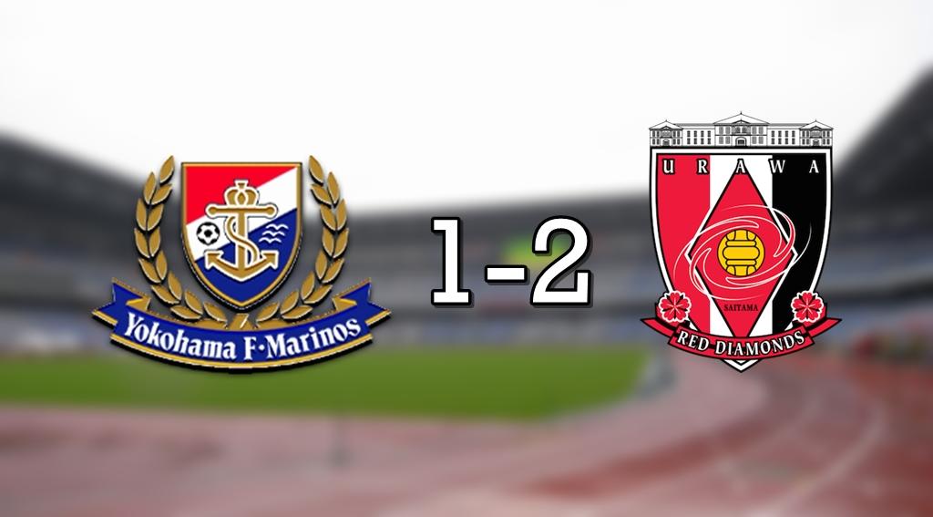 Marinos 1-2 Urawa