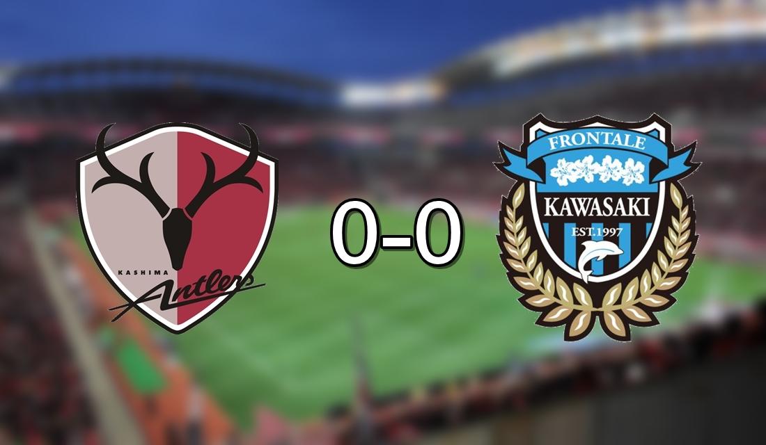 Kashima 0-0 Frontale