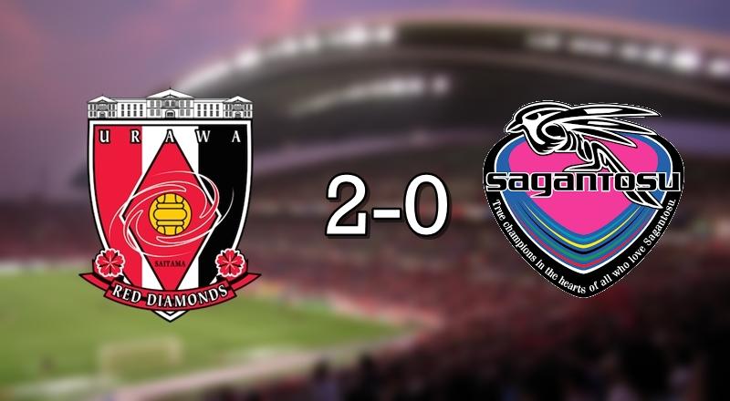 Urawa 3-0 Tosu
