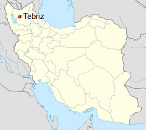 Tebriz, Iran