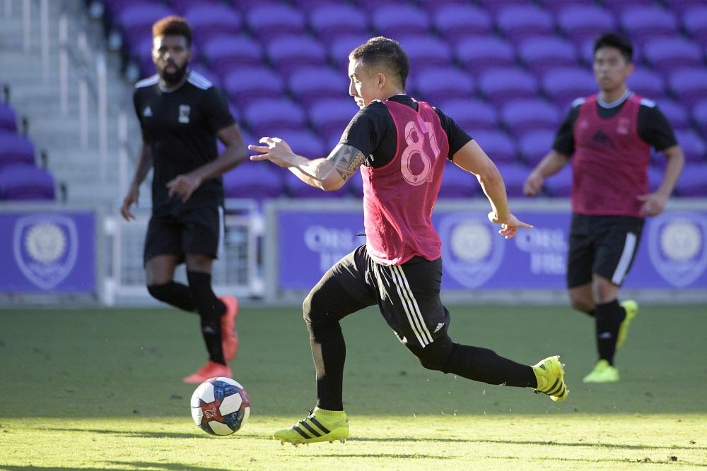 7. MLS Draft 2019