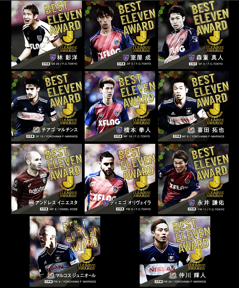 Best XI