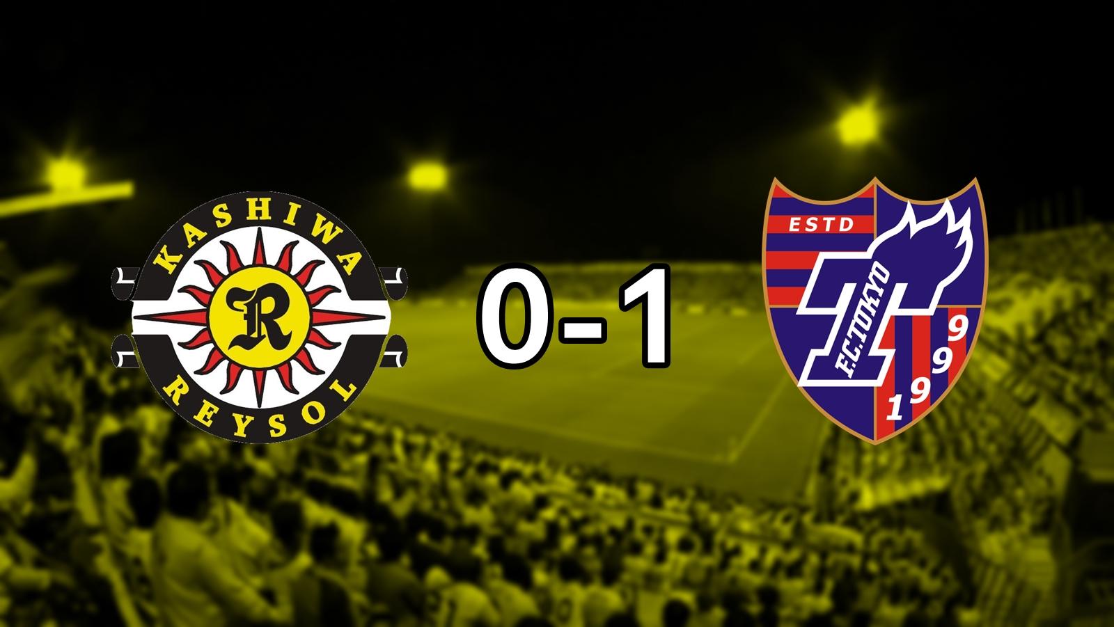 Kashiwa 0-1 Tokyo