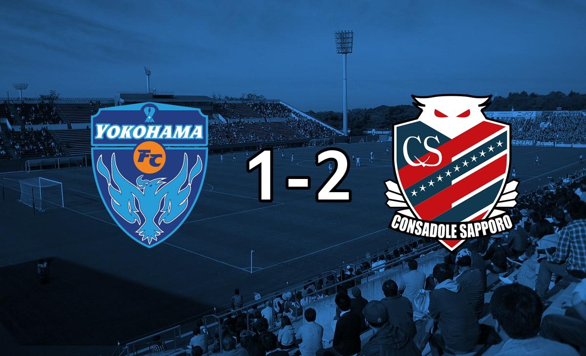 Yokohama 1-2 Sapporo