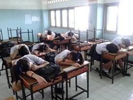 Tajlandia, liceum, Bangkok, uczniowie, edukacja