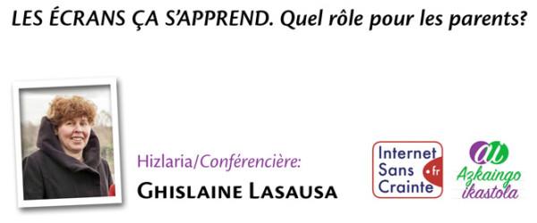 Guislaine Lasausa