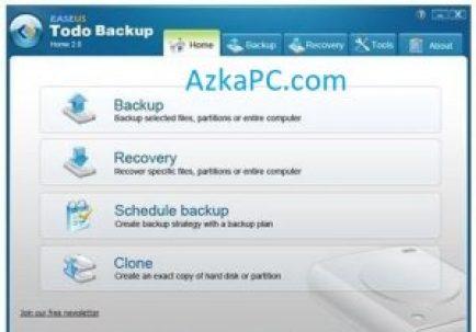EaseUs Todo Backup crack 13.5 + License Latest Version [2021]