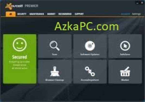 Avast Premier 21.6.2471 Crack + Serial Key Latest Version [2021]