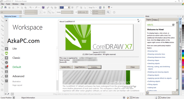 CorelDraw 23.1.0.389 Crack + Serial Number Latest Version [2021]