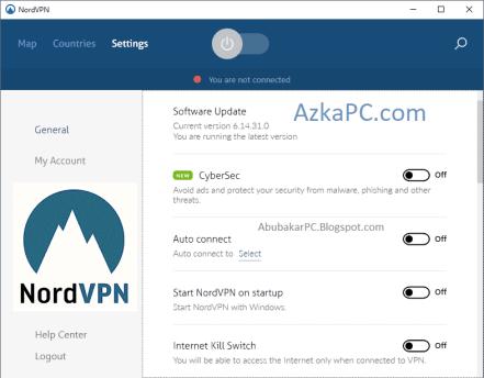 NordVPN Crack 6.35.9.0 + License Key Latest Version [2021]