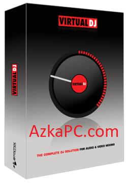Virtual DJ Crack With Key + Keygen Download Build 6334 Free 2021 [PRO]