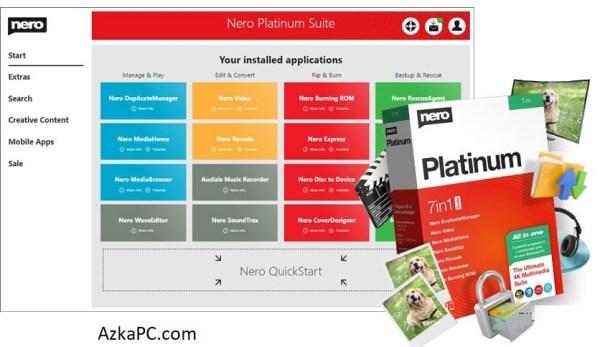 Nero Platinum 23.5.1020 Crack + Serial Key Full [2022 Update]