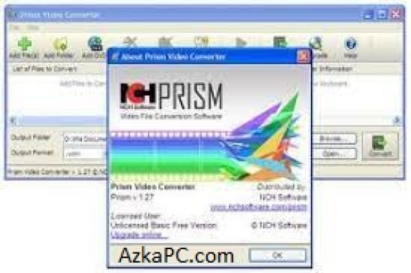 NCH Prism Video File Converter Plus 7.52 Crack Here [Tested]