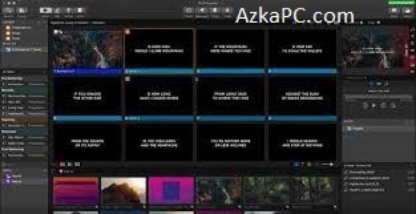 ProPresenter 7.6.1 Crack Full Free Download [Latest]