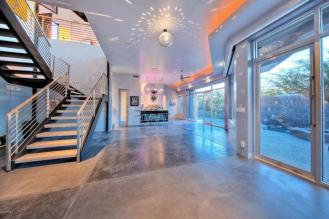 Feast your eyes on this modern masterpiece from the hillside of Squaw Peak 10