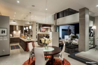 Celebrity 'Malcolm in the Middle' Star Frankie Muniz former AZ Contemporary Pad listed for $3.15 Million 12