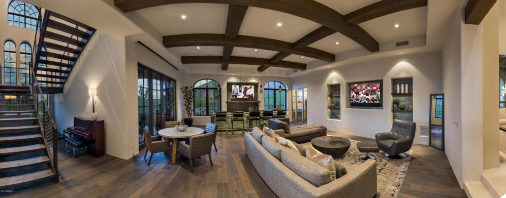 Spanish Colonial to your Own Private Sanctuary, check out the five most expensive home sales in Scottsdale & Paradise Valley. 3