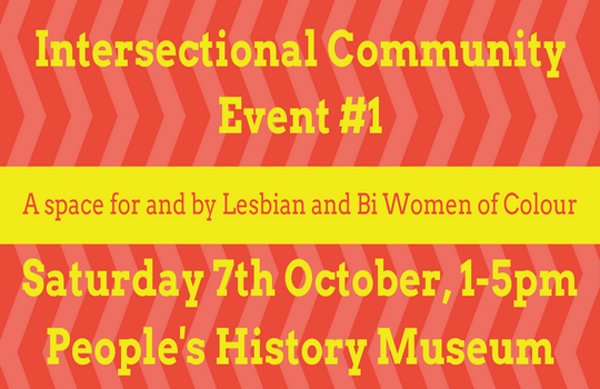 Intersectional Community Event #1