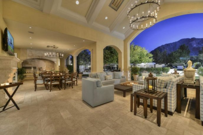 The Record Holder - The Most Expensive Home Sold in the Phoenix Area since 2000