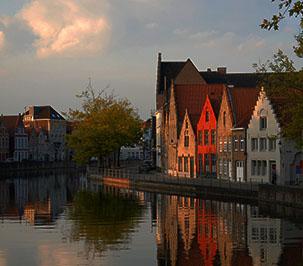 Брюж в Белгия