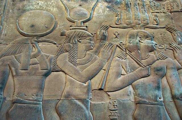 Релеф египетски