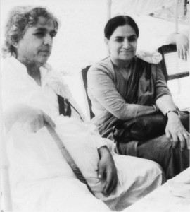 Kaifi Azmi's connections with Hyderabad.