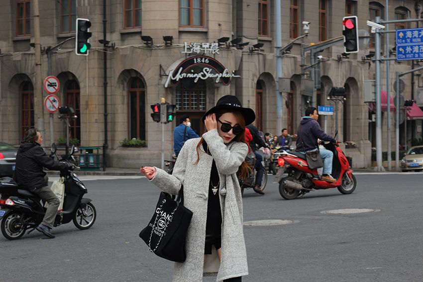 O mercado de itens de luxo e grandes marcas na China é um dos que mais cresce no mundo, impulsionado pela abertura comercial recente.