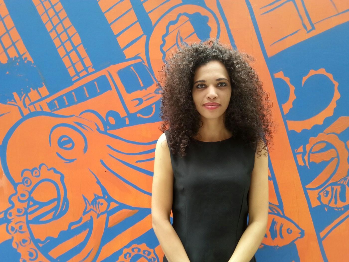 A advogada Camila Vaz estudou a questão judicial em torno das crianças trans no Centro Universitário Central Paulista - Foto: Nana Queiroz
