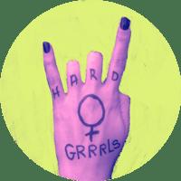 Hard Grrrls