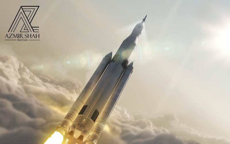 road to mars, kapal angkasa,