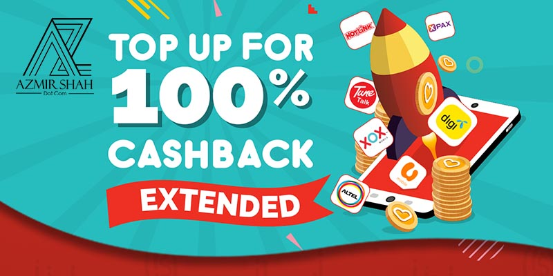 boost, boost cashback, boost malaysia, boost topup cashback