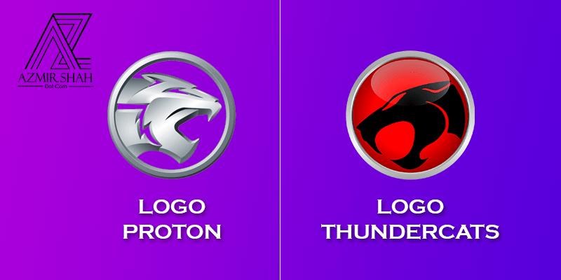 proton, thundercats, logo macam thundercat,