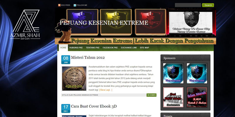 blogging, wordpress, blogpke