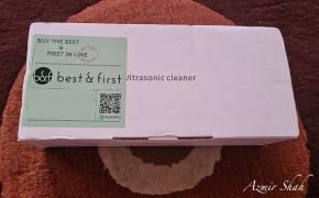 xiaomi eraclean ultrasonic cleaning machine, xiaomi eraclean, mesin bersihkan cermin mata, cuci cermin mata,