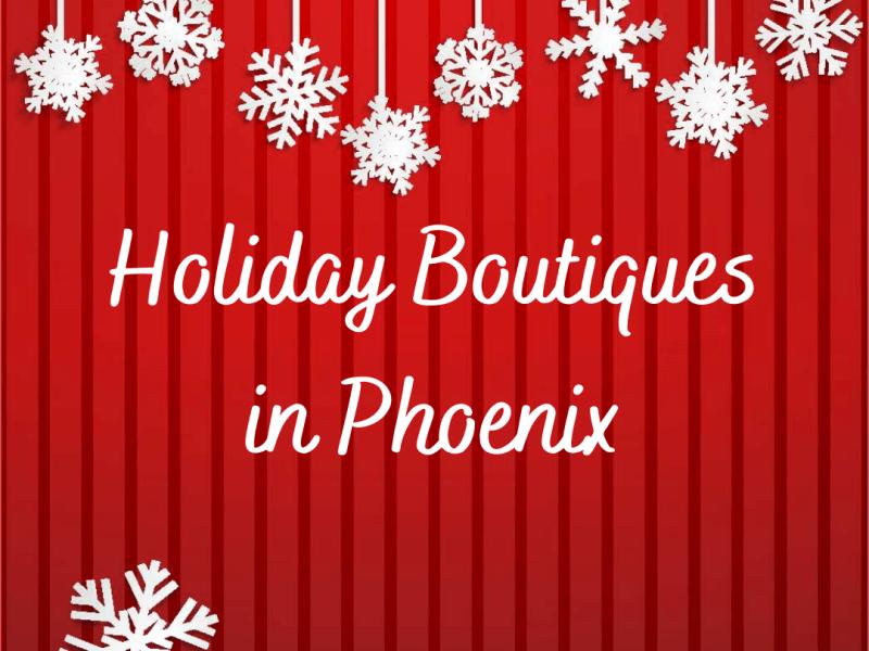 phoenix boutiques