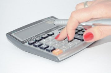 You need to set how much money you are going to spend