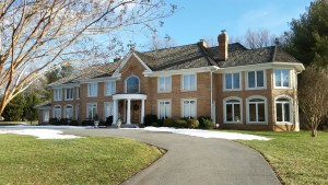 A mansion in Bethesda you could live in after leaving Arizona for the East Coast