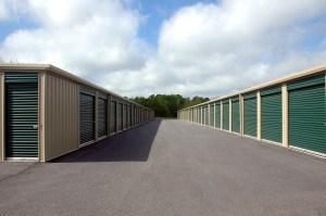A storage warehouse