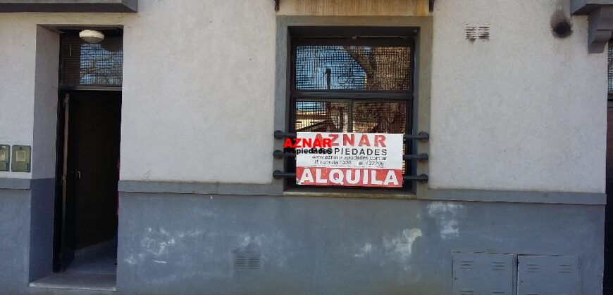 Departamento en alquiler en calle Del Busto